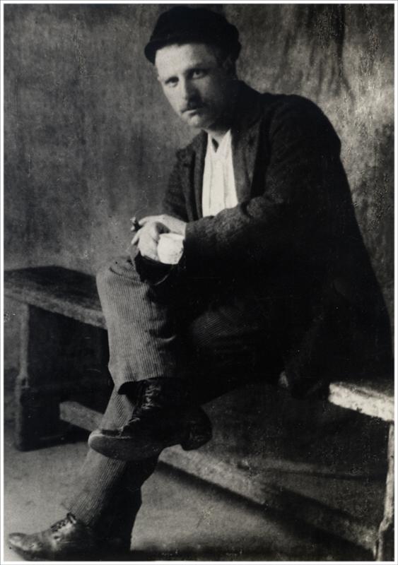 Радивоје Динуловић, управник путујућег позоришта (1917-1919)