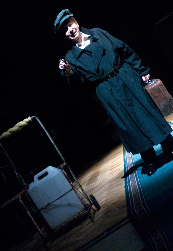 Игор Штикс / Бранко Димитријевић: ЕЛИЈАХОВА СТОЛИЦА (Јакоб Шнајдер, Симон), 16. октобар 2010, Југословенско драмско позориште